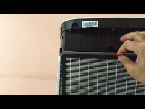 Honeywell Air Purifier A5 Review and Demo
