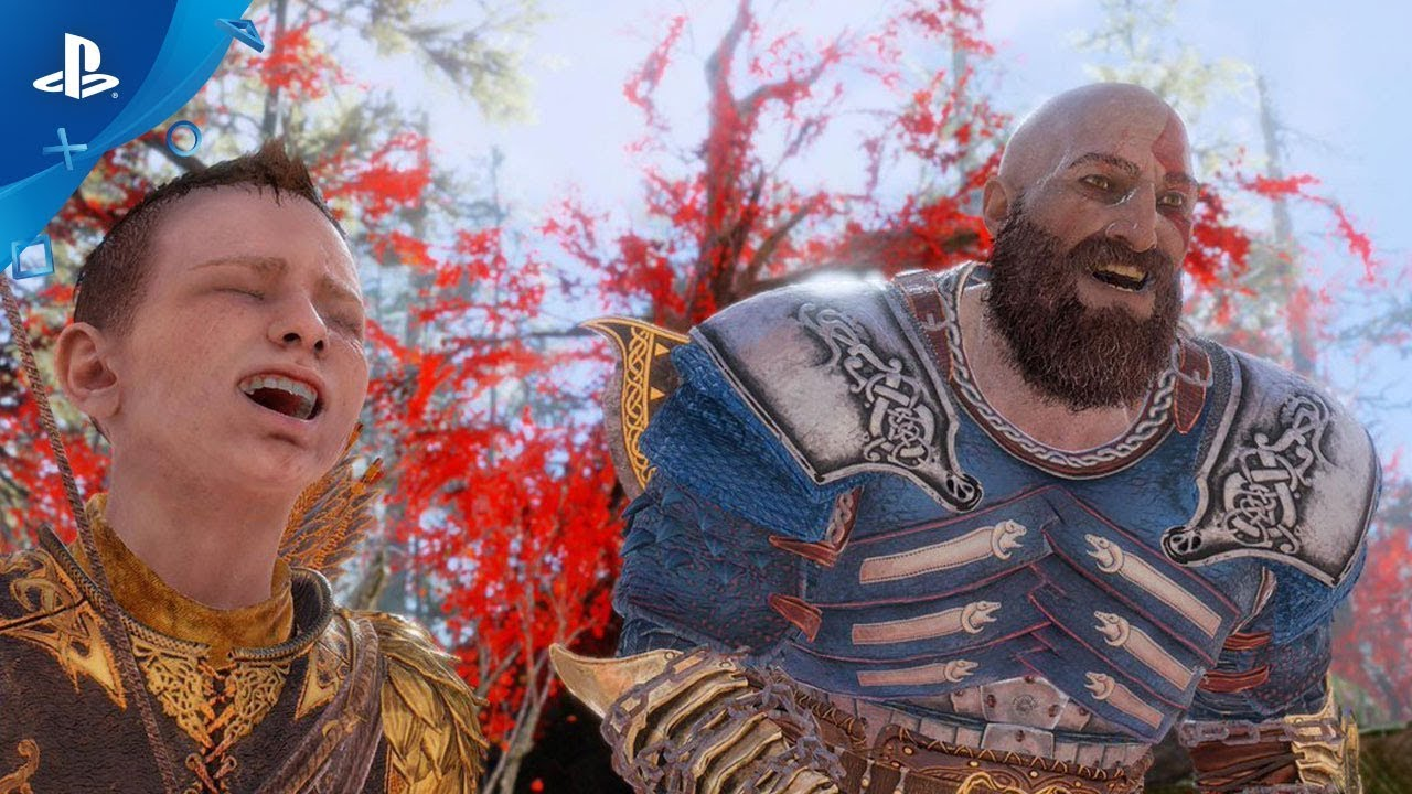 God of War – Thank You   PS4