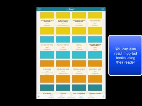 Acceleread on iphone and ipad: a great speed reading app