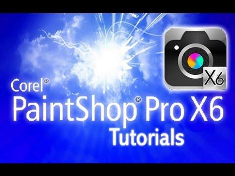 PaintShop Pro - The Edit Workspace [Tutorial]