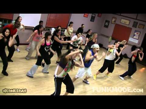 FUNKMODE - Old School Hip Hop Dances Medley - Part 2 - Can you name the dances???