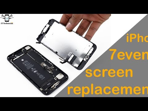 iPhone 7 Screen Replacement - complete guide