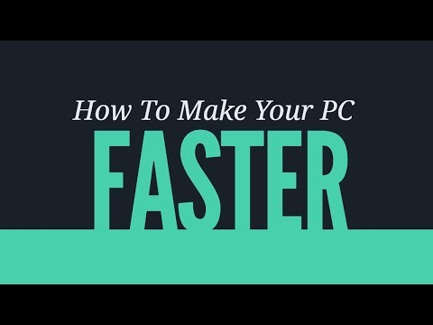 How to Make Your Computer Faster | Why is Your PC Slow?