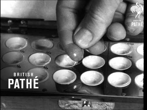 1930s Contact Lenses - Ouch! (1938)