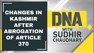 DNA Analysis of Changes in Kashmir after Abrogation of Article 370
