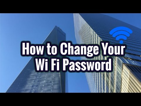 How to Change Your Cisco Wi Fi Password