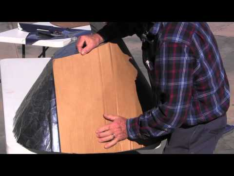 How to Make a Solar Oven  by Sam Chamberlain 2015