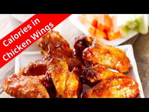 Chicken Wings Nutrition and Calories