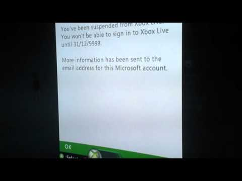 How to unban xbox 360 account. Help me I will help
