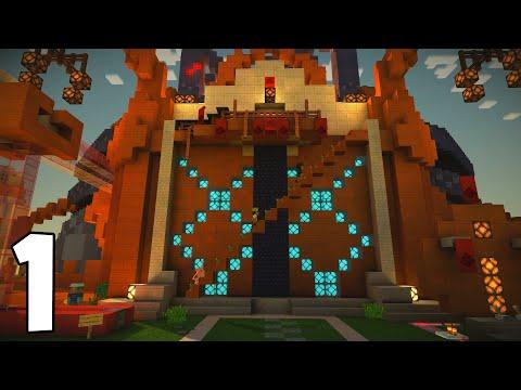 Minecraft Story Mode - Episode 2 - REDSTONIA! (1)