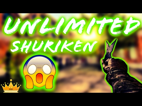 Bullet Force: How to get unlimited Grenades and Throwing Knives