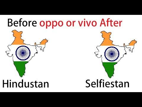 [Hindi - हिन्दी] Oppo or Vivo Ne Bnadiya Hindustan ko Selfiestan - Explain in Hindi