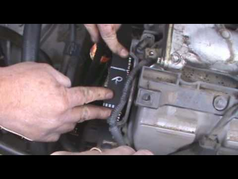 2001 Honda Odyssey Timing Belts and Water Pump Part 2