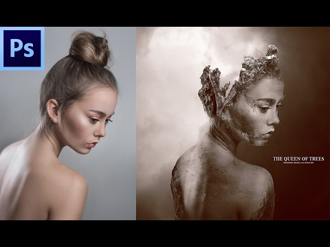 How to create awesome poster in photoshop cc