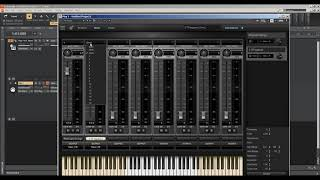 How to Load a Synthesizer or Virtual Instrument in Cakewalk by