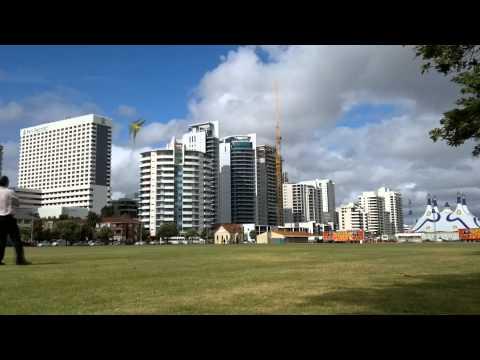 Kite flying in Perth - Western Australia