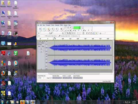 Downloading and Installing Audacity Free Audio Mixer