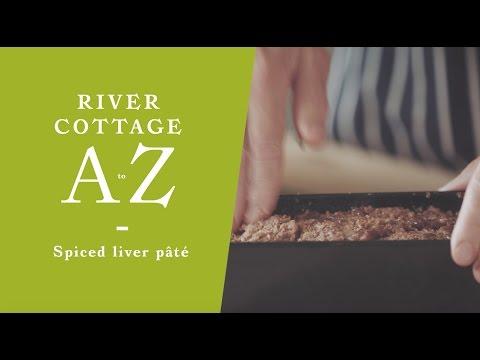 Homemade spiced liver paté | Steve Lamb | Gill Meller |