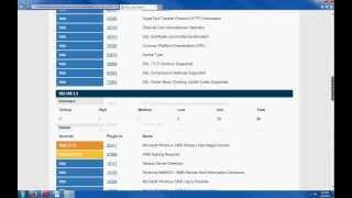 Nessus : Vulnerability Assessment - Web Penetration Testing
