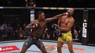 UFC 234: Fight Motion