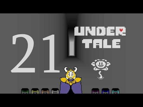 Let's Play Undertale - Part 21 - Asgore Ate My Hot Dogs