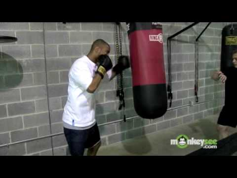 Heavy Bag Boxing Drills - The 30-30-30