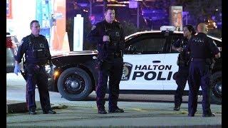 Man dead, 2 officers injured in Burlington shooting