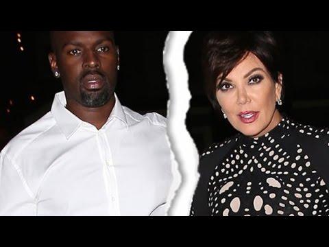 Kris Jenner DUMPS Boyfriend Corey Gamble!