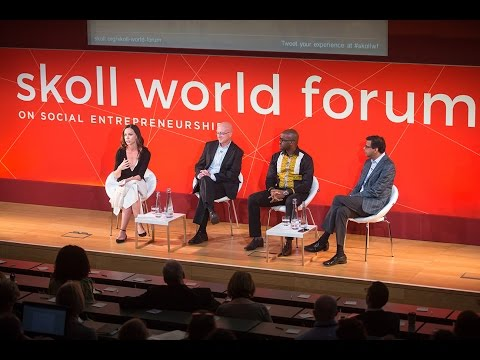 Global Health: Getting from Innovation to Implementation #SkollWF 2017