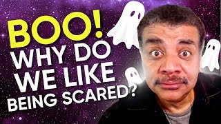 The Science of Scary with Neil deGrasse Tyson, Mathias Clasen, & Heather Berlin