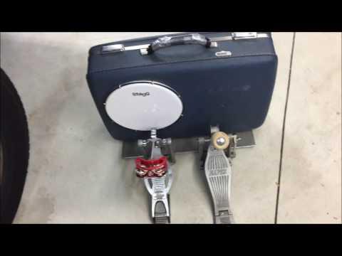 Roy's suitcase drum part2