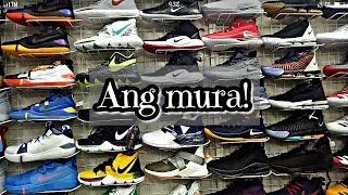 Mga Panindang Sapatos Sa Baclaran Bagong Milenyo Plaza - The
