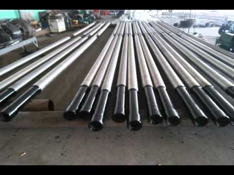 China Galvanized Iron Wire Screen Pipe,China Wire Wrapped Stainless Steel Screen Pipe