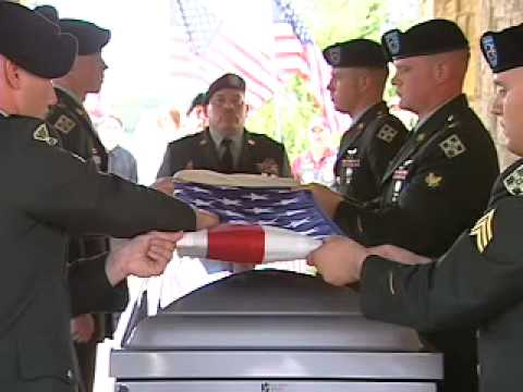 Tribute to Army Specialist Lance Springer II by Robert Riggs