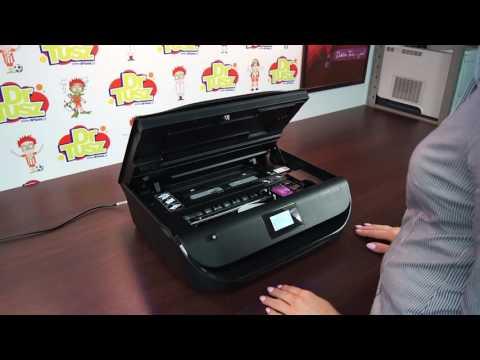 Drukarka HP DeskJet Ink Advantage 4535 – jak wymienić tusz I DrTusz.pl