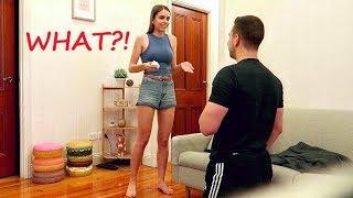 Proposing to my Girlfriend PRANK - GONE WRONG!!!