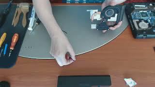 Lenovo Z570, Z575 disassembly and fan cleaning - PakVim net