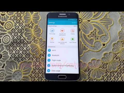 How to delete email account on Samsung Galaxy S6 or S6 Edge