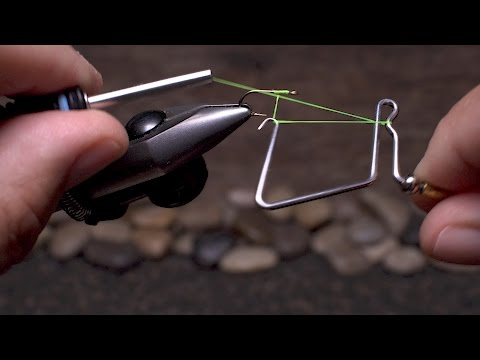 How to Use a Whip Finish Tool