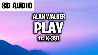 #PRESSPLAY K-391, Alan Walker - Play (8D AUDIO)