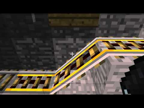 How to Ride the Rails In Minecraft
