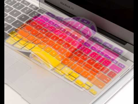 Mosiso - Keyboard Cover  for MacBook Air 13
