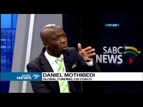 Daniel Mathibedi on acquiring knowledge on NGO, NPO funding