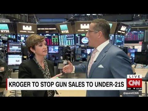 Maggie & Quest: Companies move gun control debate for...