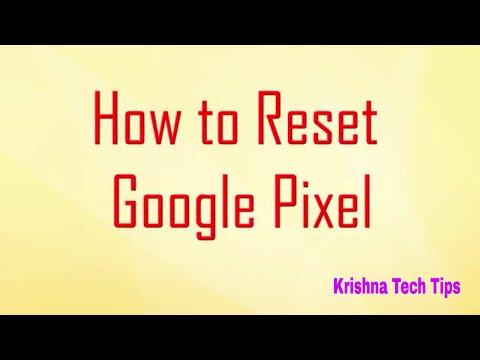 Google Pixel Hard Reset - How to Unlock - Forgot Password