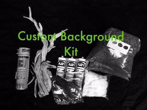 NEHERP Custom Background Kit 18x18x18