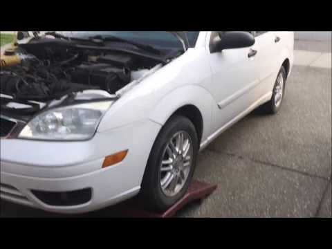 Drive Belt Replacement - 2007 Ford Focus