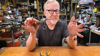 Adam Savage's Favorite Tools: Extended Grabber Micro Forceps!