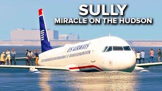 Sully: Emergency Landing on the Hudson River - GTA 5 Short Film