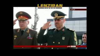 BBC Persian TV report about cooperation of Russia and Iran in of Syrian war